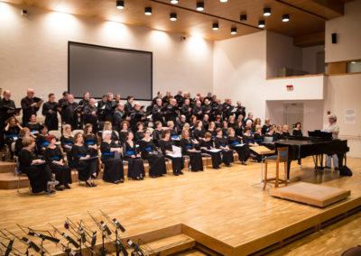 Coro Filarmonía 2018